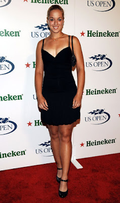 Black Tennis Pro's US Open Heineken Party