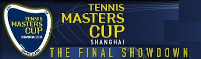 Black Tennis Pro's Tennis Masters Cup Shanghai