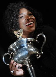 Serena Wins 4th Australian Open