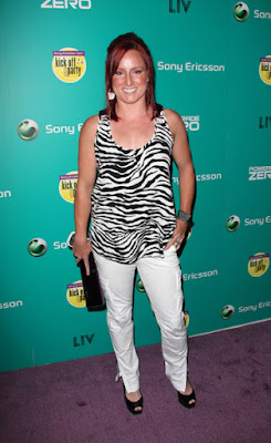 Black Tennis Pro's 2009 Sony Ericsson Open Kick-Off Party