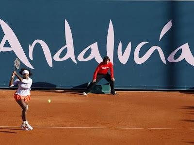 Black Tennis Pro's Serena Williams Andalucia Tennis Experience