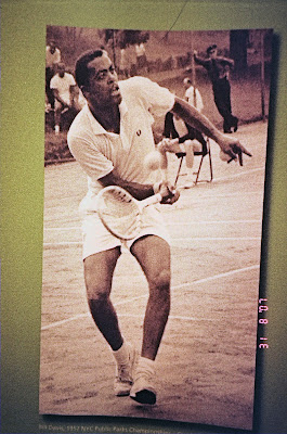 Black Tennis Pro's Bill Davis A Blueprint For Life