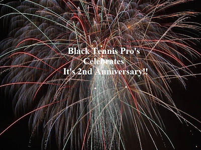 Black Tennis Pro's 2nd Anniversary