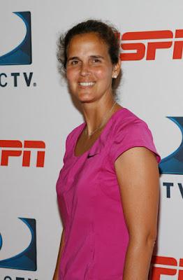 Black Tennis Pro's Mary Joe Fernandez DirecTV ESPN U.S. Open Experience