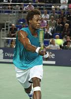 Black Tennis Pro's Gael Monfils Open de Moselle 2009