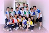 Aerobic team 2010