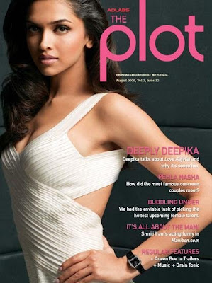 Deepika Padukone - The Plot (August 2009)