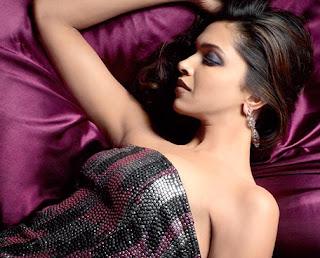 Deepika Padukone Magazine Scan