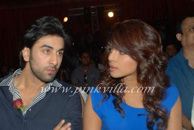 Priyanka Chopra & Ranbir Kapoor Launch Oye FM 34