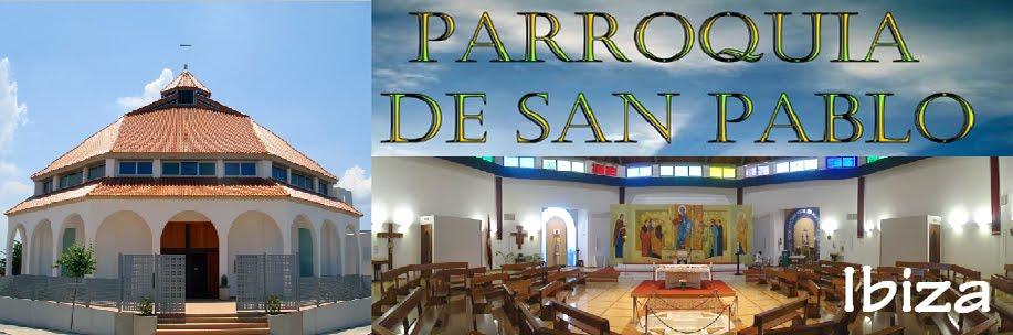 Resultado de imagen de parroquia san pablo ibiza