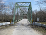 Van Zile bridge over St. Joseph River