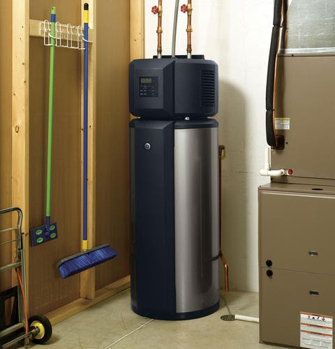 Hybrid Water Heater ~ Just one point of view justonepov ge hybrid water