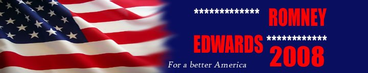Romney-Edwards 2008