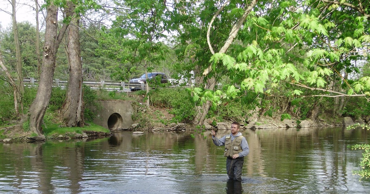 The slippery trout a fly fishing blog fly fishing new for Nj fly fishing