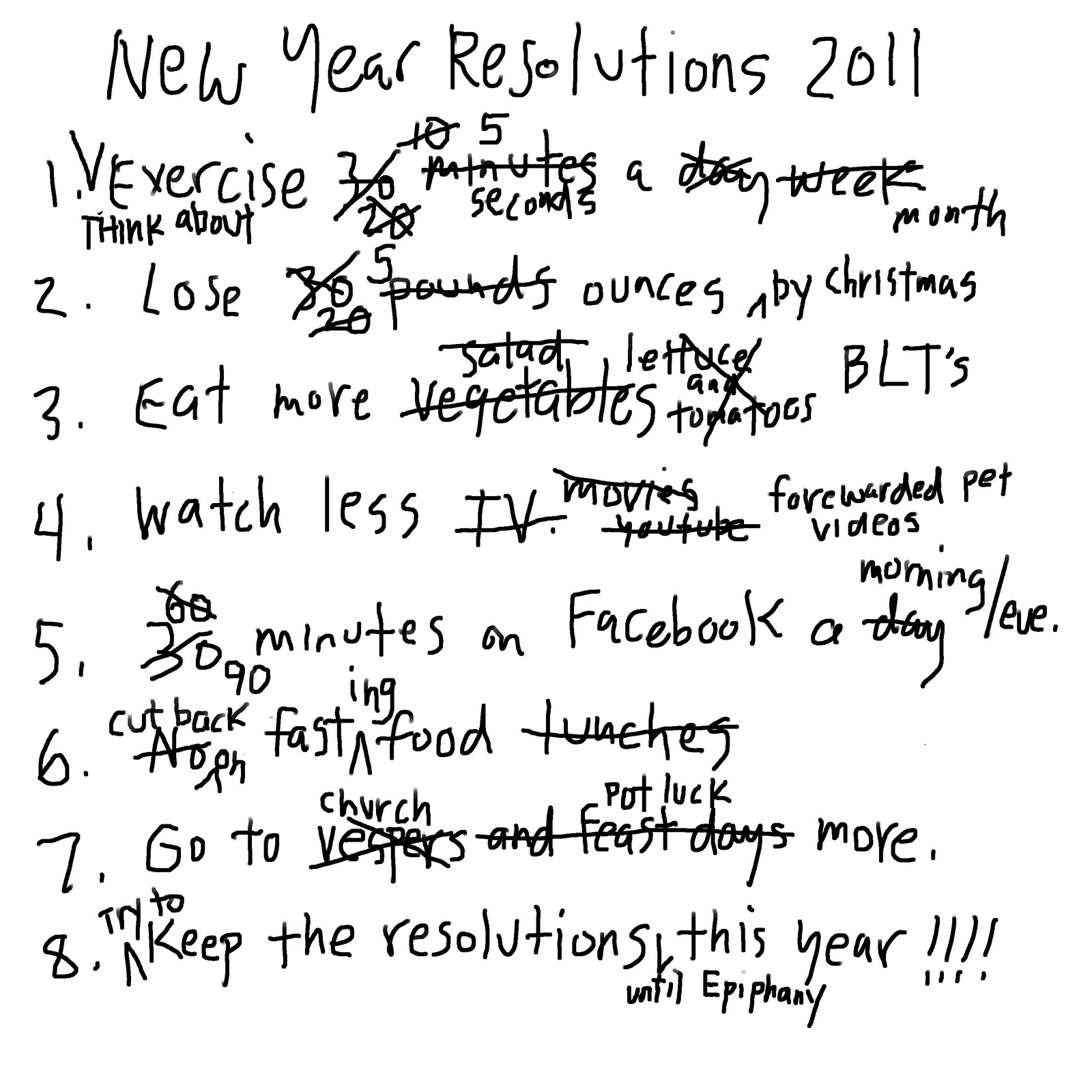 38 best New Year Resolutions images on Pinterest | Funny new year ...