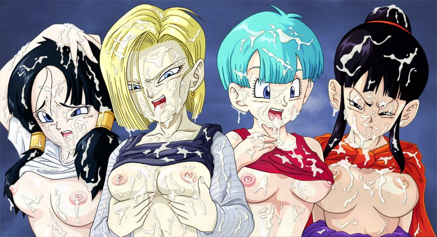 Fotos de dragon ball z porno apologise, but