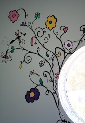 Doodle Art Decor