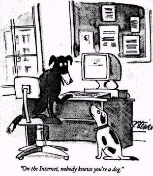 internet dogs