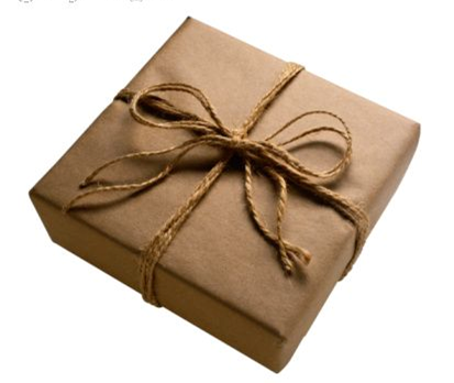 Brown Paper Packages Tied Up With String Eheart