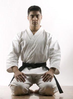 Seiza my journey to black belt: why do wesit in seiza?