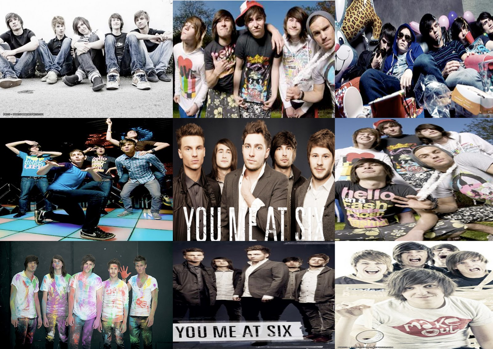 You Me At Six - Gallery Photo Colection