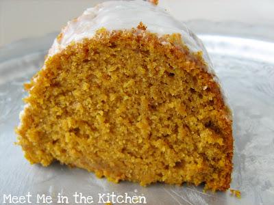 ... Pumpkin Spice Bundt Cake with Buttermilk Icing. This bundt cake was