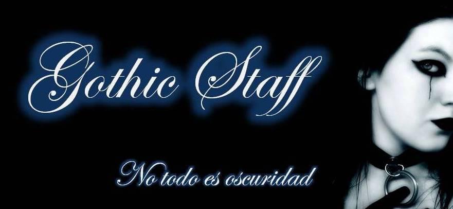 Gothic Staff