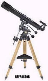 instrumento cientifico tipo telescopio: