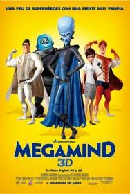 MegaMind (2010) [TScreener][Latino][Animacion][1 Link]
