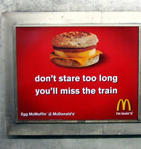 Mcdonalds Bandwagon Ads Mcdonalds Bandwagon Ads