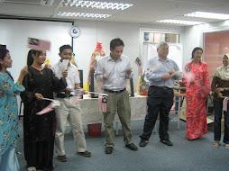 Aktiviti T-Zero Semester Sept 2007