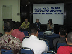 Majlis Dialog Bersama Naib Presiden Kanan OUM
