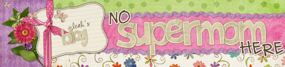 No Supermom Here