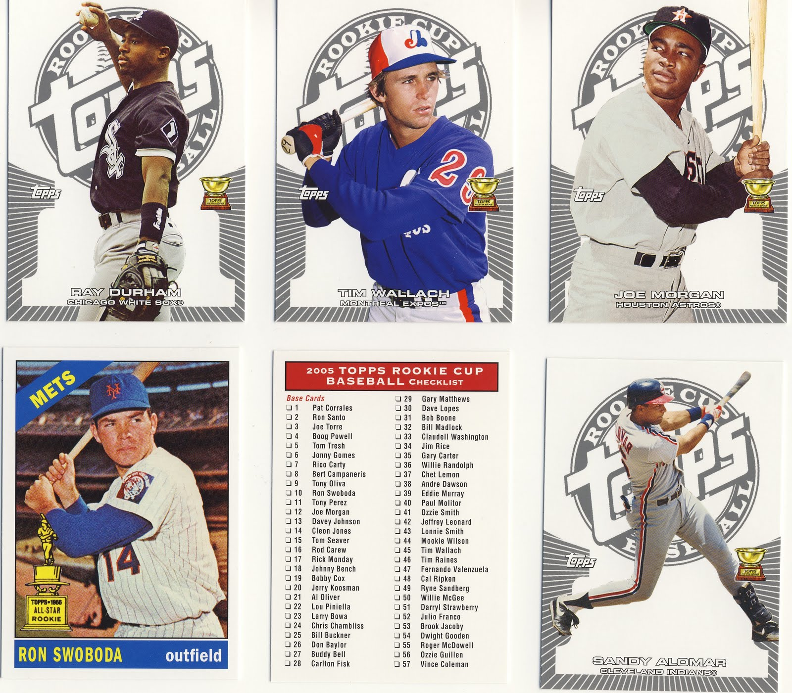 A Pack To Be Named Later: 5 Packs Of 2005 Topps Rookie Cup