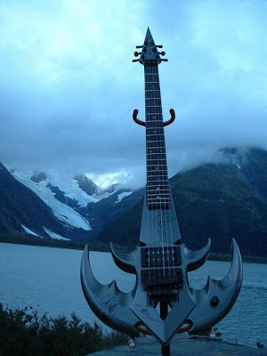 unusual guitars