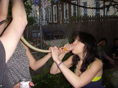 funnel beer bong