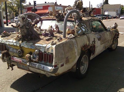 Voodoo Car Seen On www.coolpicturegallery.net
