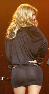 celebrity thong pics