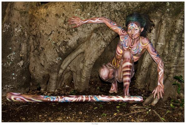 Creative Body Painting