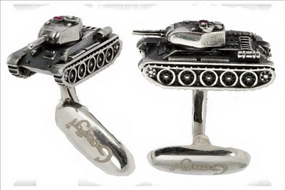 Creative Cufflinks for Men Seen On www.coolpicturegallery.net
