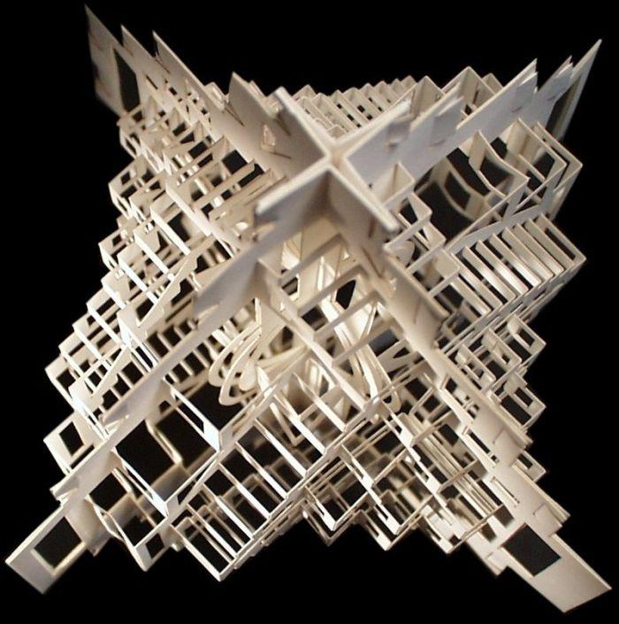 Amusing Pics: Beautiful-origami-architecture