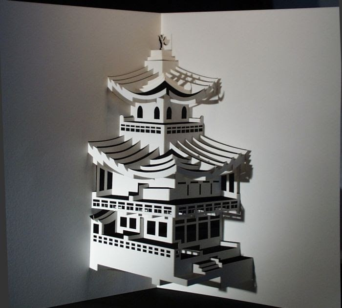 facts around us: 20 Beautiful Origami Architecture | Paper ...
