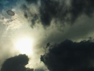 Foto Penampakan UFO