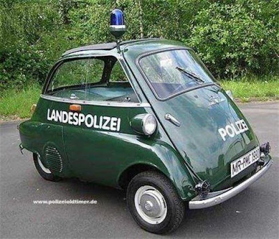 Strange and funny police cars Seen On www.coolpicturegallery.net