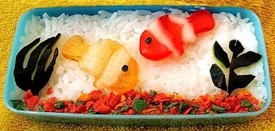 Bento - Japanese food art