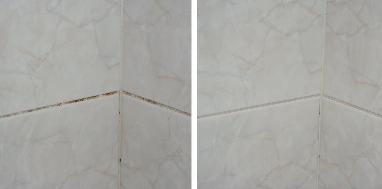 Vloertegels Schoonmaken Badkamer  Badkamertegels schoonmaken na voegen tegels badkamer