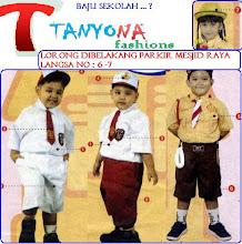 KIOS TANYONA FASHIONS ... MENJUAL BAJU SEKOLAH