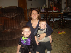 Mommy, Jack, Paxton