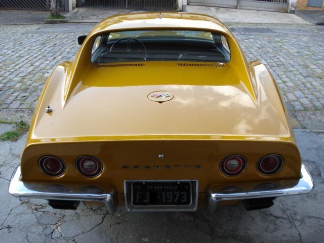 Corvette Brasil Corvette 1973 224 Venda Em Sp