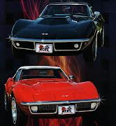 Algumas fotos de capa e contra capa da publicação da NCRS: NCRS Corvette . (doisstingray)